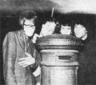Zaguri, Moris, Martínez y Miguel Abuelo